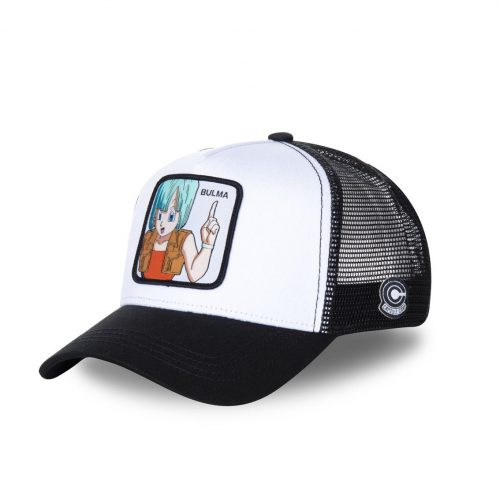 CAPSLAB CASQUETTE BASEBALL TRUCKER CAPSLAB BY FREEGUN DRAGON BALL CLDBZ1BUL3