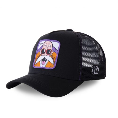 CASQUETTE BASEBALL TRUCKER CAPSLAB BY FREEGUN DRAGON BALL KAME CLDBZ1KAMC