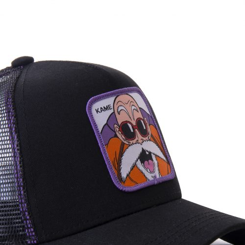 CASQUETTE BASEBALL TRUCKER CAPSLAB BY FREEGUN DRAGON BALL KAME CLDBZ1KAMC#2