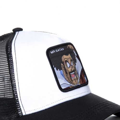 CASQUETTE BASEBALL TRUCKER CAPSLAB BY FREEGUN DRAGON BALL MR SATAN CLDBZ1SAT1#1#2