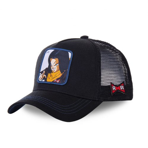 CASQUETTE BASEBALL TRUCKER CAPSLAB BY FREEGUN DRAGON BALL C-17 CLDBZ21C17B