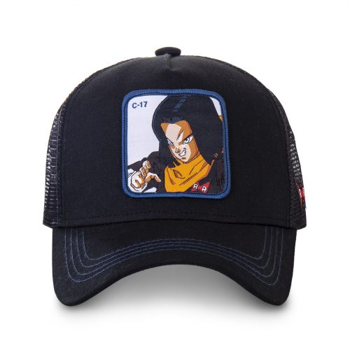 CASQUETTE BASEBALL TRUCKER CAPSLAB BY FREEGUN DRAGON BALL C-17 CLDBZ21C17B#1