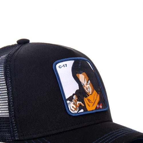 CASQUETTE BASEBALL TRUCKER CAPSLAB BY FREEGUN DRAGON BALL C-17 CLDBZ21C17B#2