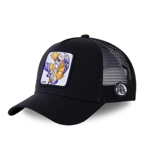 CASQUETTE BASEBALL TRUCKER CAPSLAB BY FREEGUN DRAGON BALL KAME CLDBZ21KAM10