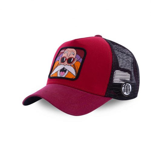 CASQUETTE BASEBALL TRUCKER CAPSLAB BY FREEGUN DRAGON BALL KAME CLDBZ21KAM5