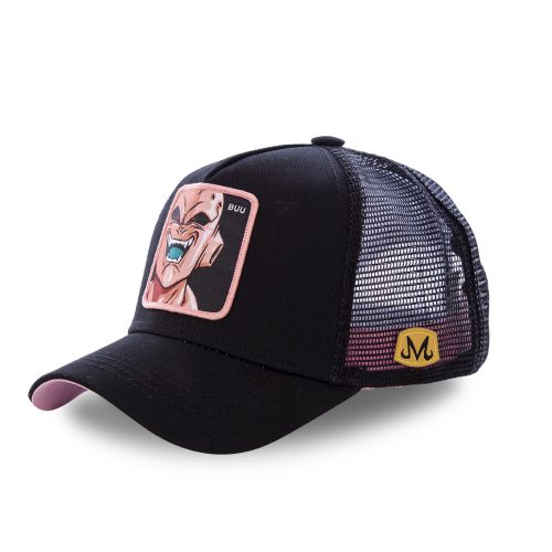 CASQUETTE BASEBALL TRUCKER CAPSLAB BY FREEGUN DRAGON BALL BUU CLDBZ3BUU