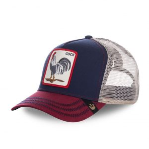 GOORIN BROS CASQUETTE BASEBALL SNAPBACK GOORIN 2548 NNY - ALL AMERICAN ROOSTER GB01AMROOSTER