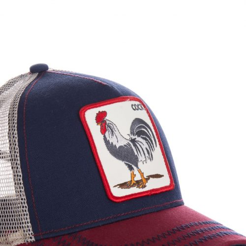 GOORIN BROS CASQUETTE BASEBALL SNAPBACK GOORIN 2548 NNY - ALL AMERICAN ROOSTER GB01AMROOSTER#2