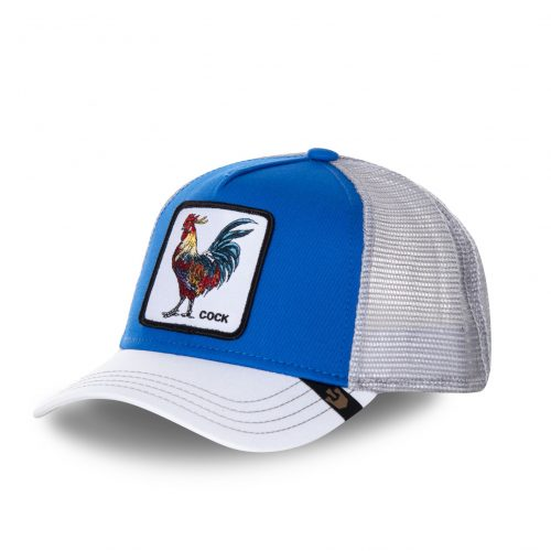 GOORIN BROS CASQUETTE BASEBALL TRUCKER SNAPBACK GOORIN 9984-royal GALLO GB01COCKBLUE