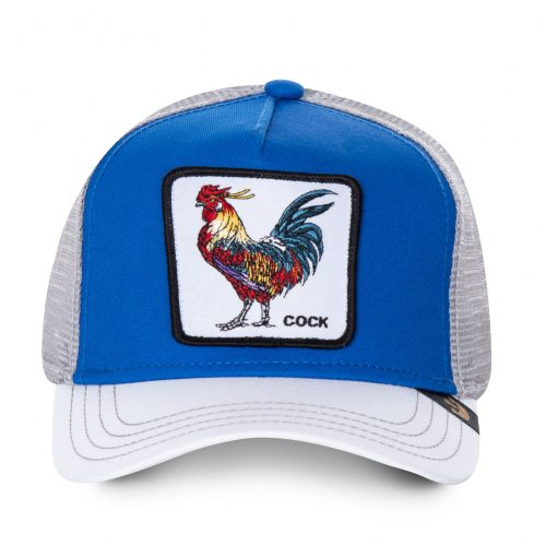 GOORIN BROS CASQUETTE BASEBALL TRUCKER SNAPBACK GOORIN 9984-royal GALLO GB01COCKBLUE#1