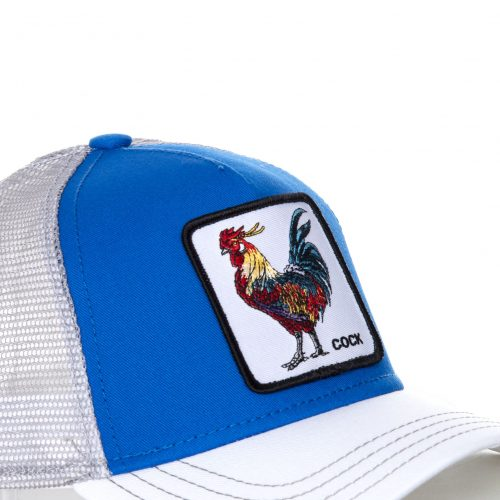 GOORIN BROS CASQUETTE BASEBALL TRUCKER SNAPBACK GOORIN 9984-royal GALLO GB01COCKBLUE#2