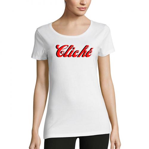 Tshirt-wow-femme-col-rond-blanc-modèle-cliche-#1